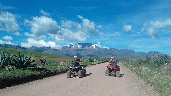 Chincheros, Peru: Tour  en Cuatrimoto