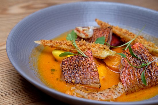 The White Onion: Red mullet