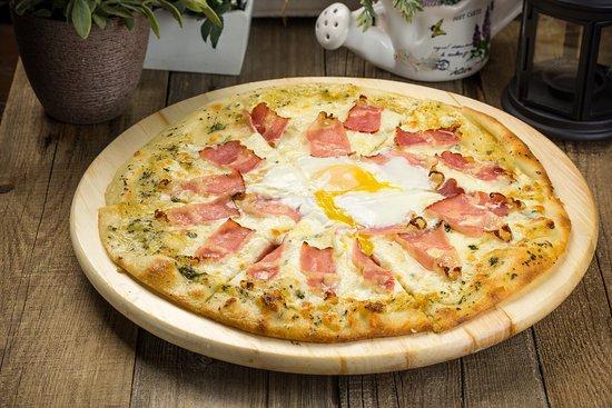 "Red-Buffet: Пицца ""Карбонара"""