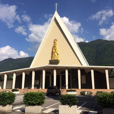 Darfo Boario Terme, Włochy: Chiesa Madonna delle Nevi