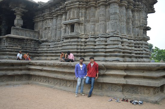 Warangal (Urban) District, Indien: my friends