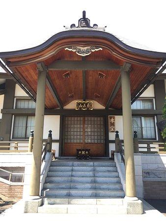Kakurin-ji Temple (Seishoko): 横のお堂