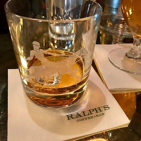 Ralph 39 s coffee bar london restaurantanmeldelser for Ralph s coffee london