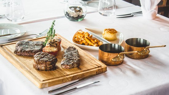 Signature Restaurant: Signature's New Menu - From The Grill