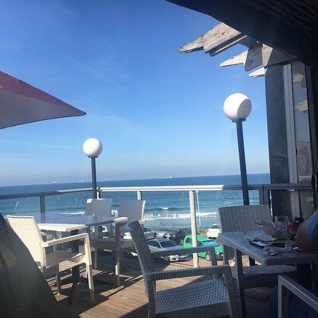 Umdloti, South Africa: Bush tavern view