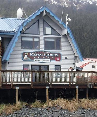 Kenai Fjords National Park Cruise from Seward: KF Office