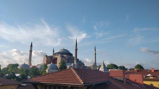 Turk Art Terrace Restaurant Φωτογραφία