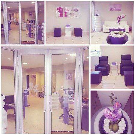 Purple Orchid Day Spa