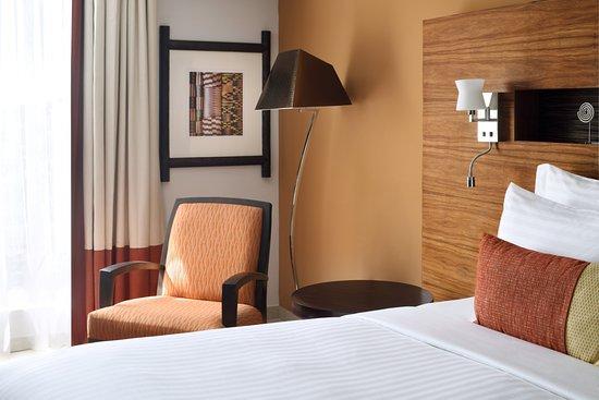 Accra Marriott Hotel: Club King Guest Room