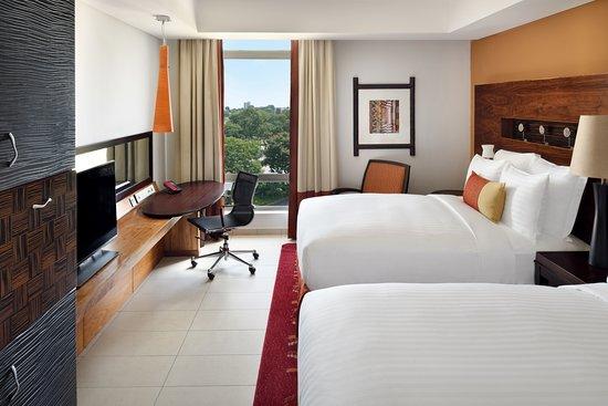 Accra Marriott Hotel: Deluxe Double Guest Room - Landscape View