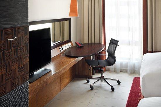 Accra Marriott Hotel: Deluxe Double Guest Room