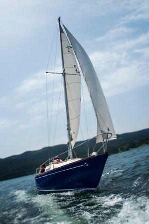 Sailwithme.bg: Sailing