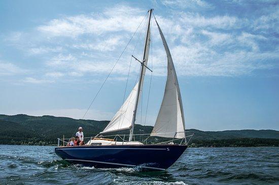 Sailwithme.bg: Yacht