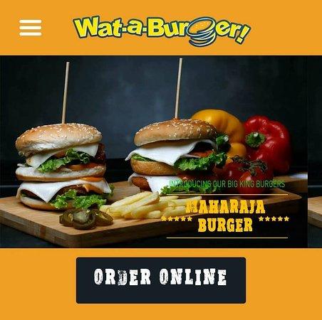 Wat-a-burger: Maharaja Burger