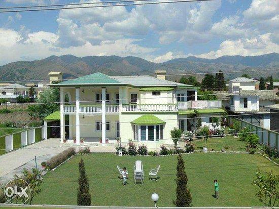 Abbottabad, Pakistan: Seren enviornment just like home
