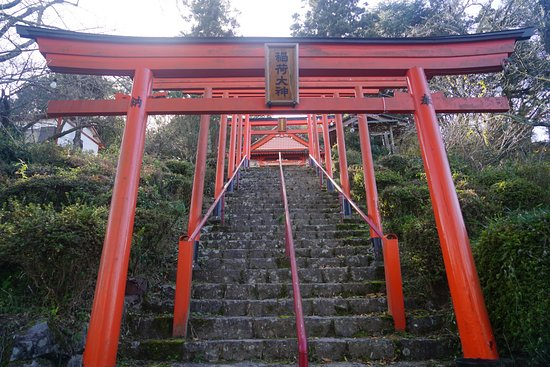 Ukiha Inari Shrine