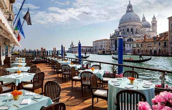 The Gritti Terrace Venice Restaurant Reviews Photos