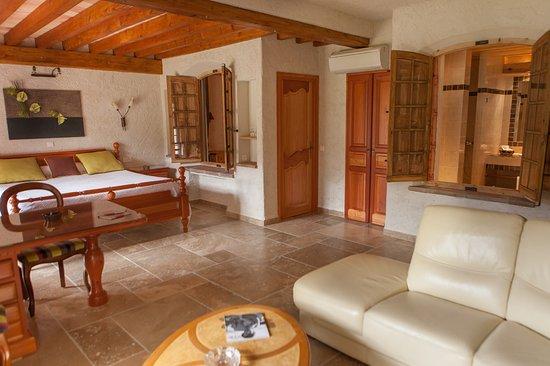 Hotel Escapade: Grande suite sur jardin