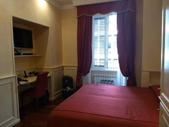 Al Viminale Hill Inn & Hotel: quarto