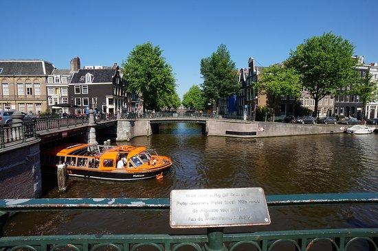 Emperor's Canal (Keizersgracht): เดินเล่นเรื่อยๆ ค่ะ
