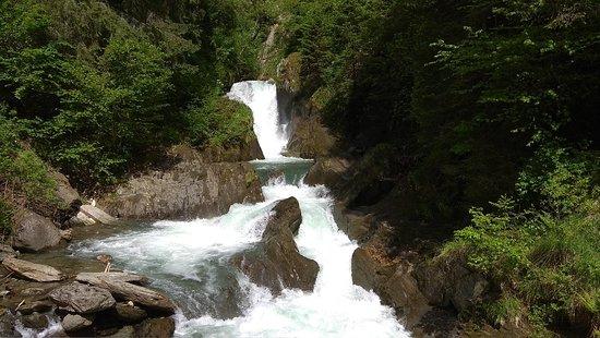 Groppenstein Waterfall
