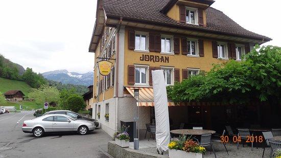 Sarnen, سويسرا: Lokal Jordan