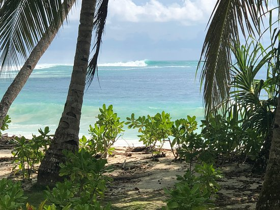 Mentawai Islands, Indonesia: Olha a vista...