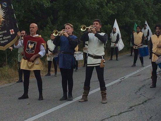 Tornimparte, อิตาลี: Sfilata Festa del Contadino