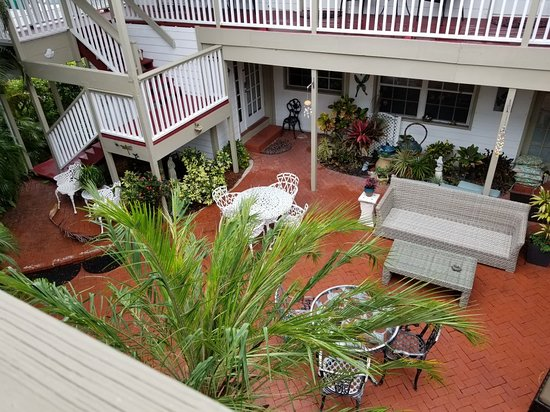 Sabal Palm House Bed and Breakfast Inn: 20180520_100115_large.jpg