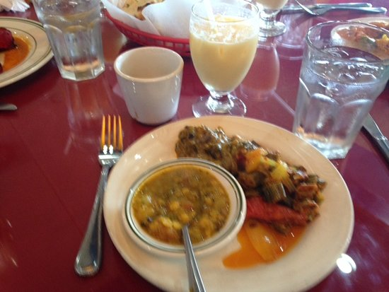 Korma Sutra: My lunch.