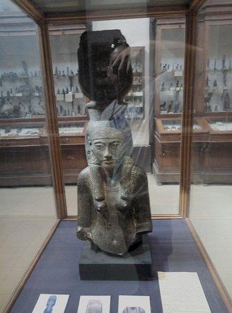King Tut Museum: Au musé
