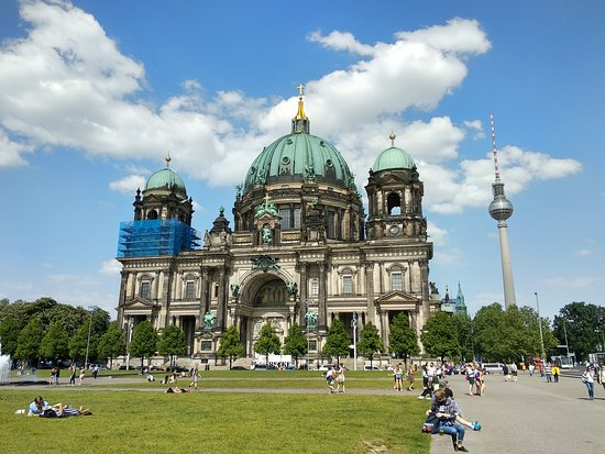 Berlin Cathedral: Catedral