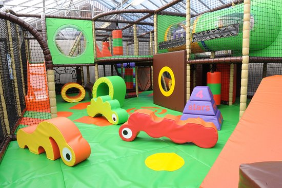Rosebank, UK: Soft Play for 6 yrs and under.