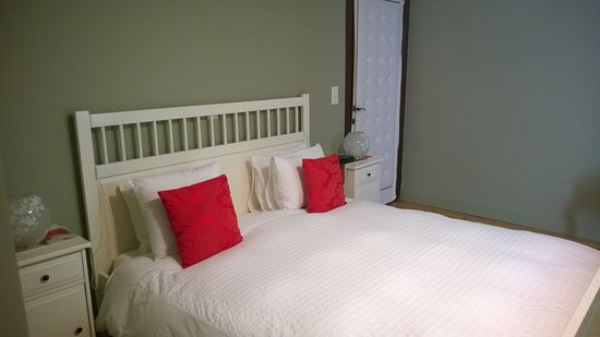 L'Auberge de Bouvignes: Ein typisches Doppelzimmer
