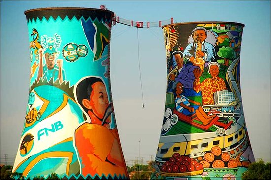 Soweto Twin Towers
