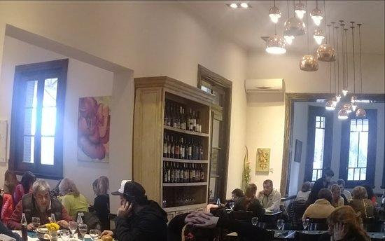 Bella Vista, الأرجنتين: Almuerzos 