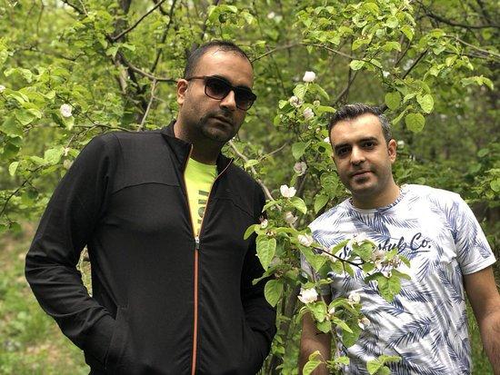 Khansar, إيران: my lovely friend mosi
