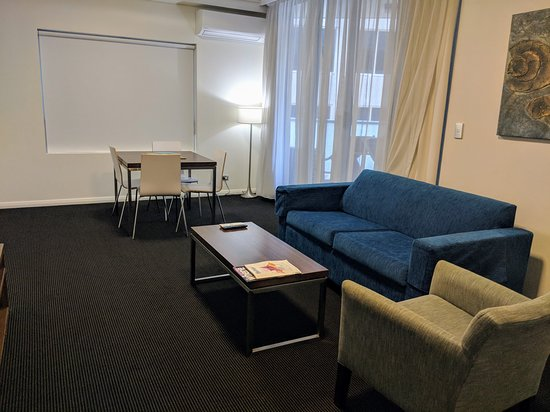 APX World Square: One bedroom apartment