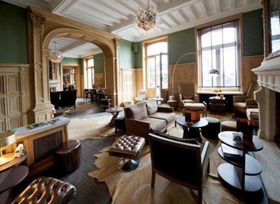 Assesse, Belgique : Bar/Lounge