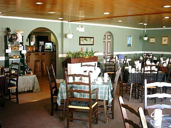 Port Hastings, Canadá: Restaurant