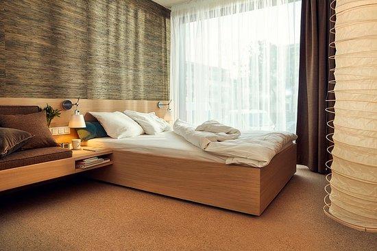 Garching bei Munchen, ألمانيا: Guest room