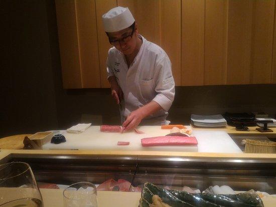 Yamazato Restaurant: Yamazato- Sushi Counter