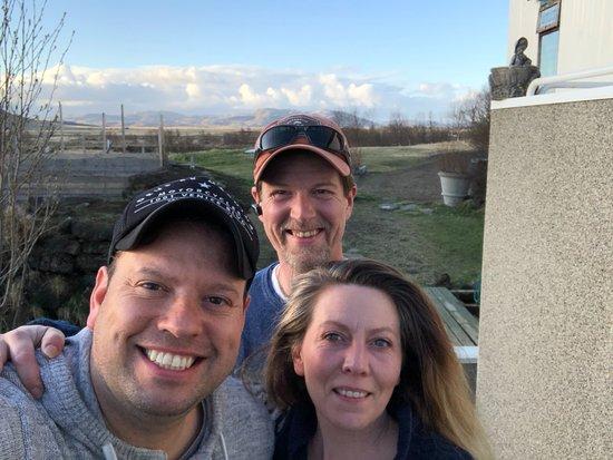 Local Travel South Iceland: Addi, Magga & me - my Icelandic family