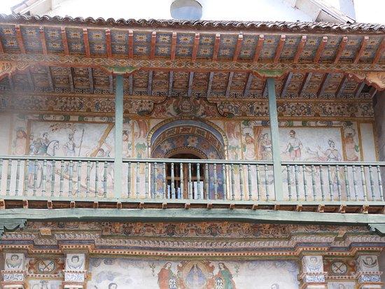 Andahuaylillas, Peru: San Pedro Apostol