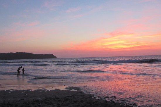 Iberostar Selection Playa Mita: amazing beach sunsets