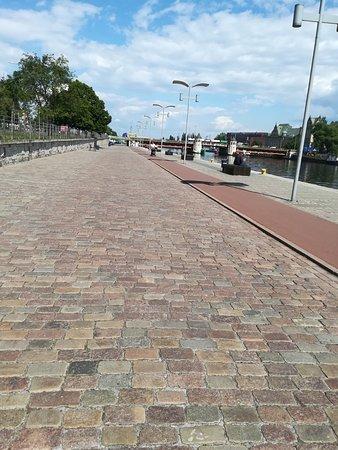 Στσέτσιν, Πολωνία: boulevard