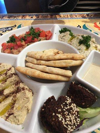 Chef Samir Restaurant and Catering: Hummus Platter