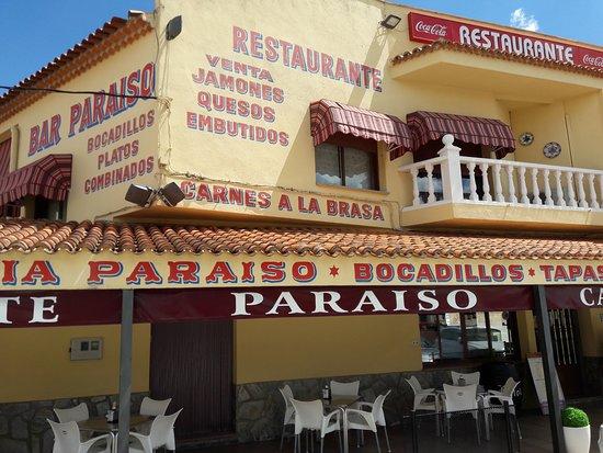 Honrubia, España: Außenansicht