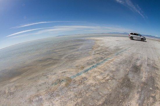 Вендовер, Юта: salt flats