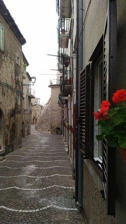 Gambatesa, Italien: Centro Storico